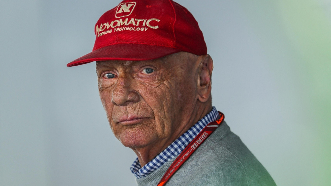 F1: Lauda al telefono con Merzario 'va molto meglio'