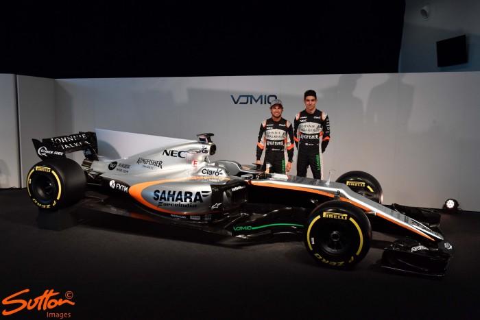Sahara Force India: 2017 Preview