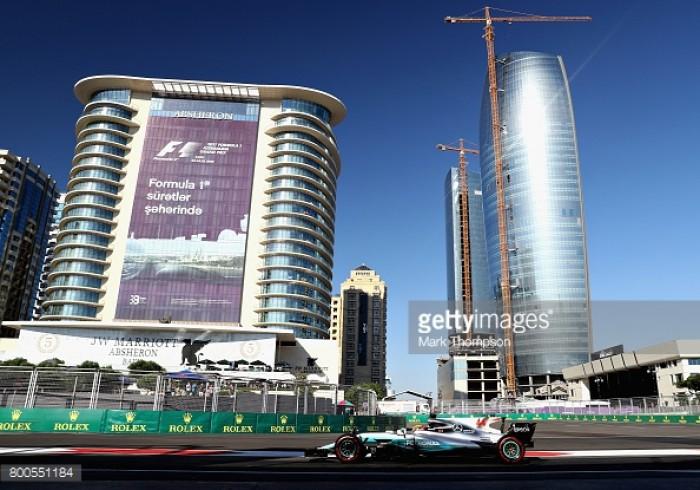 Azerbaijan GP: Hamilton's Baku masterclass in Qualifying