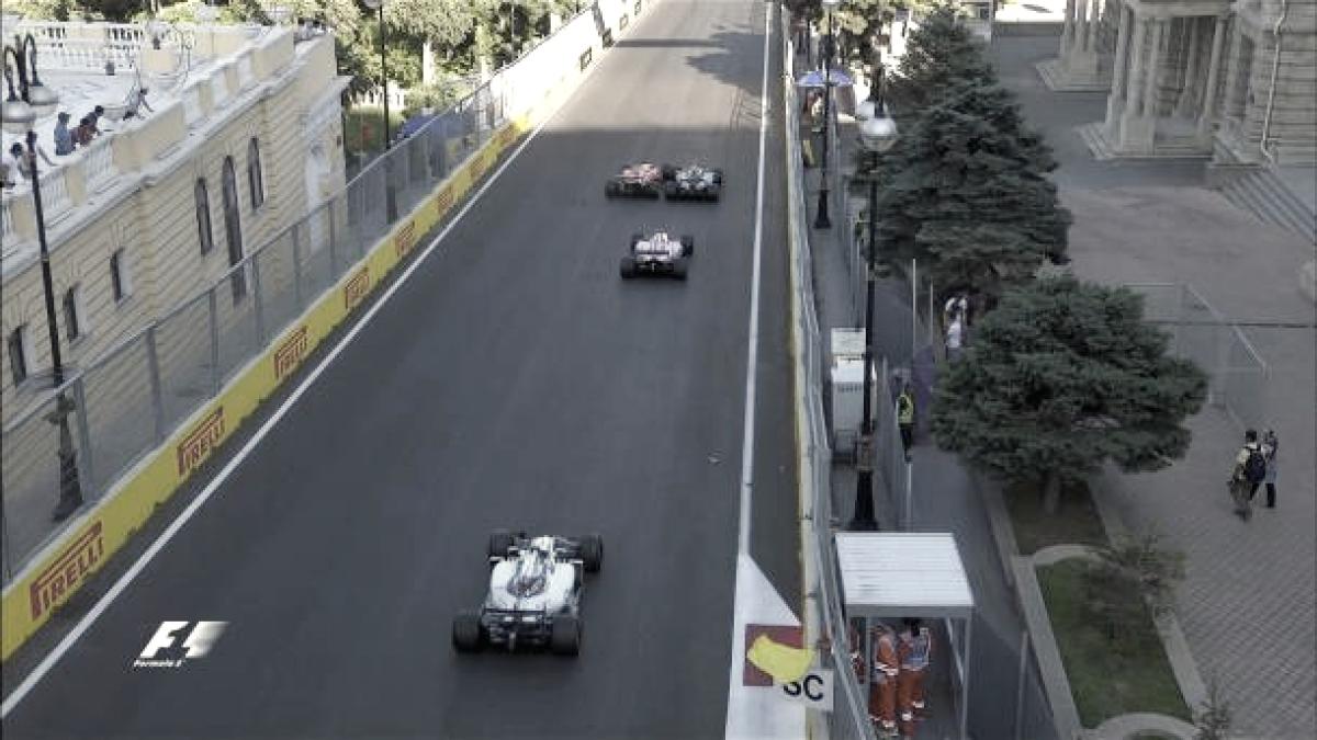 Flashback GP Baku 2017: el choque de la discordia
