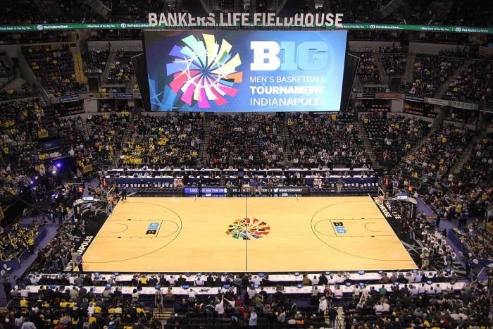 Big Ten Tournament Second Round Roundup: Iowa, Wisconsin, Ohio State Upset; Michigan Advances