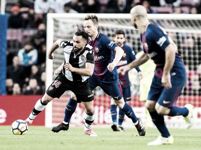 Buena actuación de Ivi en el Camp Nou