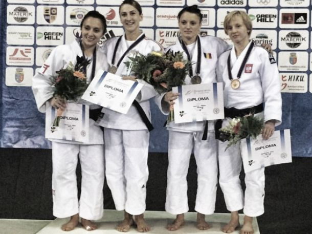 Edna Carrillo gana plata en Rumania