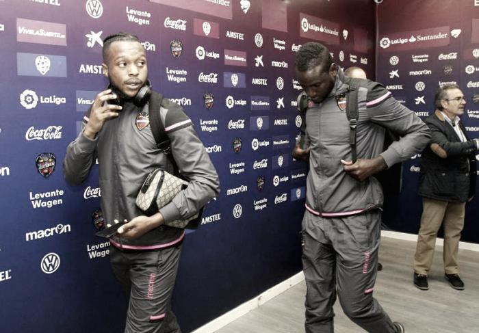 FC Barcelona - Levante UD: puntuaciones del Levante, jornada 18 de la Liga Santander