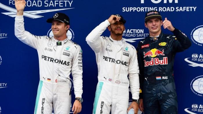 F1: Gp della Malesia, le dichiarazioni dei primi 3 nel post-Qualifica