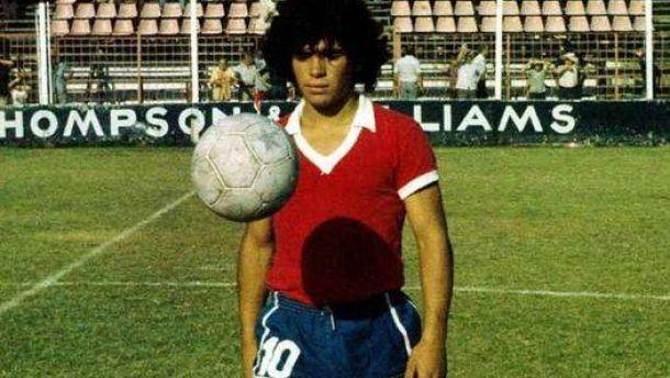 Maradona, el más grande de todos los tiempos
