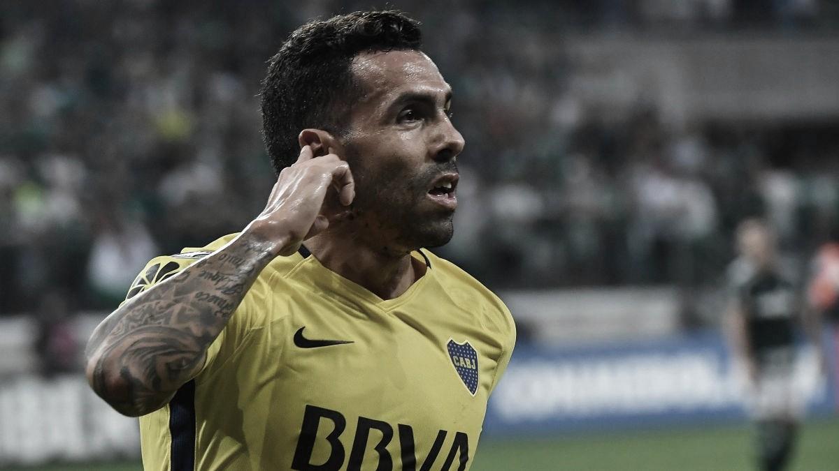 """Carlos Tevez: """"Me gustaría tener una final contra River"""""""