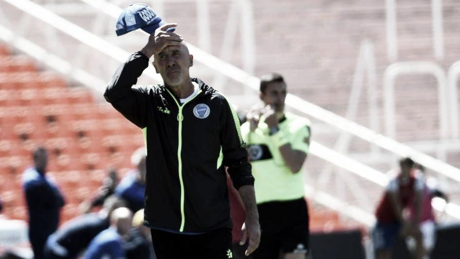 Oldrá: ''Creo que hay algo en contra de Godoy Cruz''