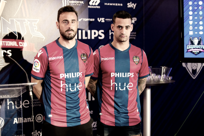 Philips, nuevo patrocinador del Levante