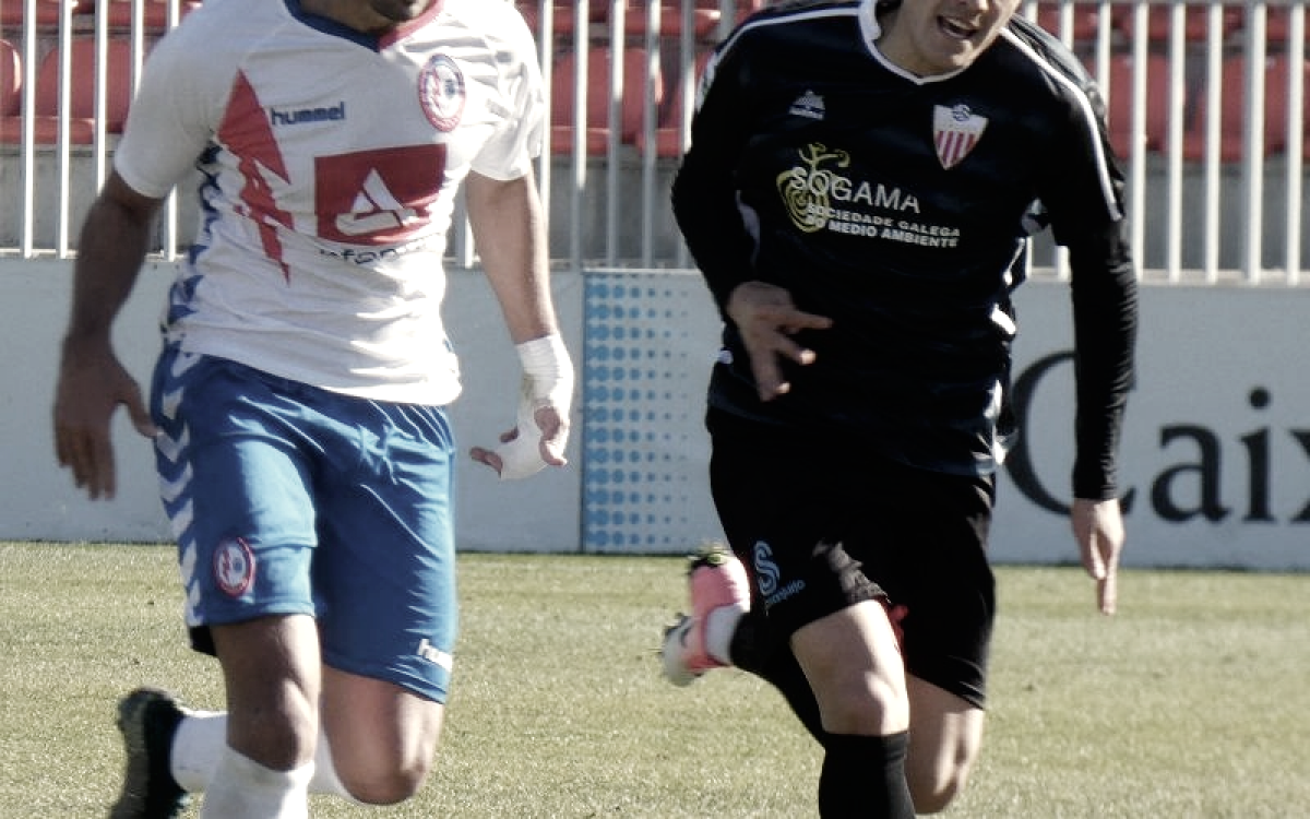 Un empate que perjudica a Cerceda y Rayo Majadahona