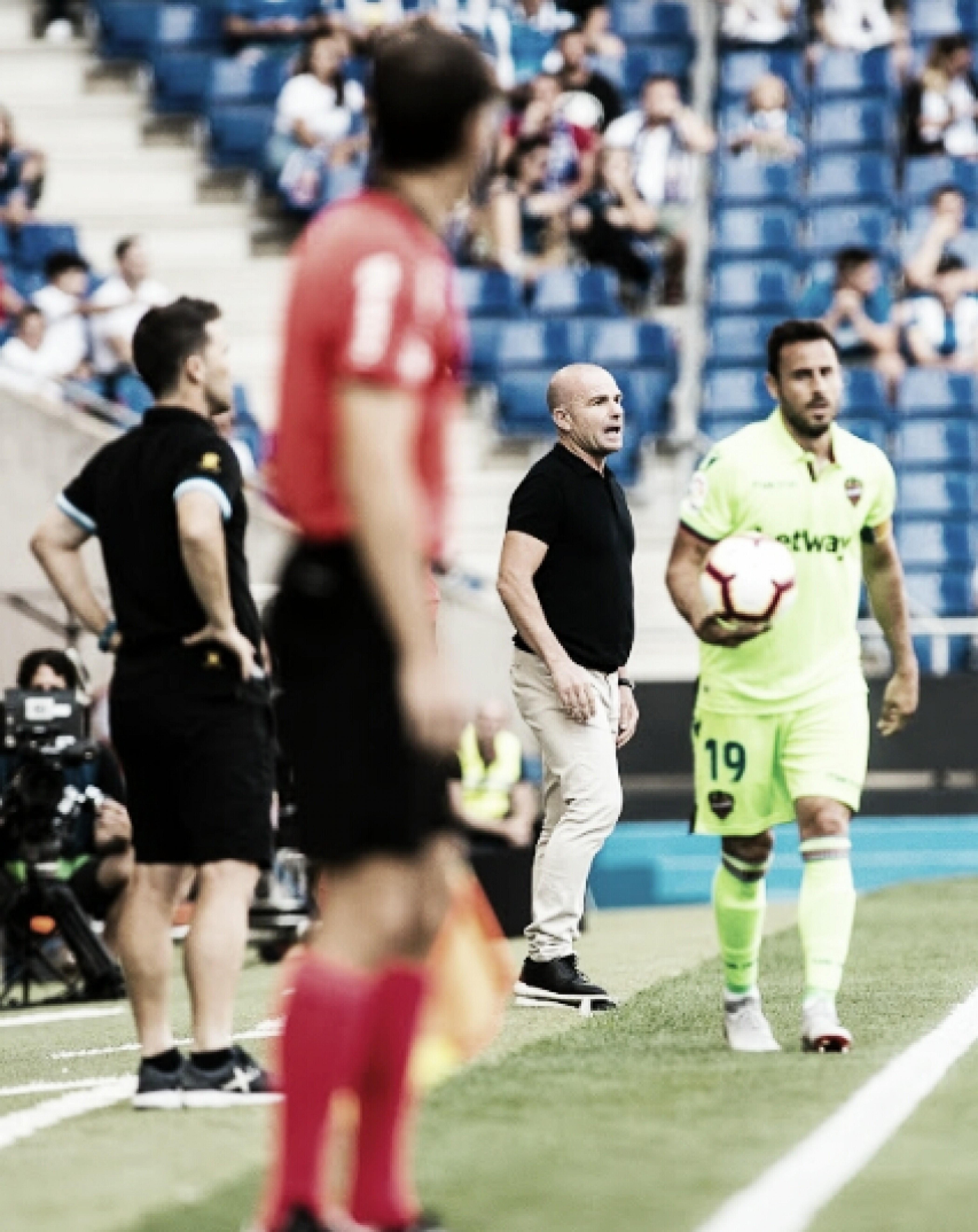 """Paco López: """"Jugando así ganaremos más partidos que perderemos"""""""