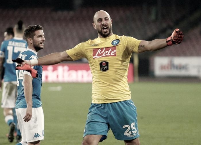 "Napoli, Reina tuona: ""Andremo lì senza timori, io a Madrid ho già vinto"""