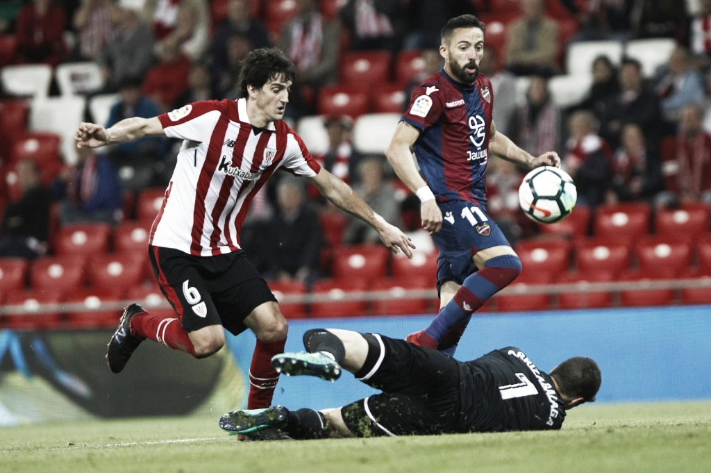 Resumen Athletic Club vs Levante (2-0)