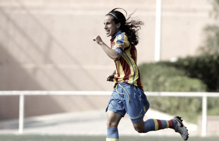 Alharilla vuelve a la Selección Española