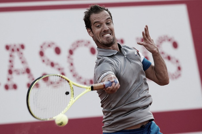 ATP Estoril: Richard Gasquet wins first match since February with straight sets win
