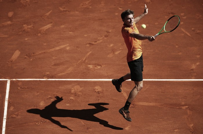 ATP Monte Carlo: David Goffin gets past Dominic Thiem in three tight sets