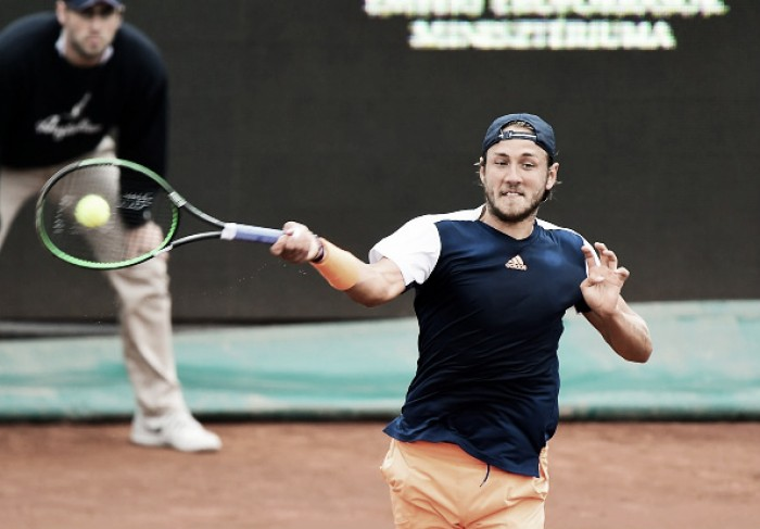 ATP Budapest: Lucas Pouille eases past Martin Klizan to book semifinal spot