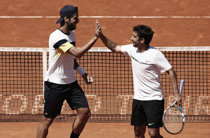 ATP Monte Carlo: Lopez/Lopez through to final in stunning fashion