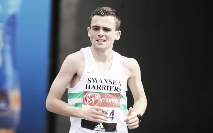 Amateur runner Joshua Griffiths makes surprise inclusion into Great Britain's team for the upcoming World Championships