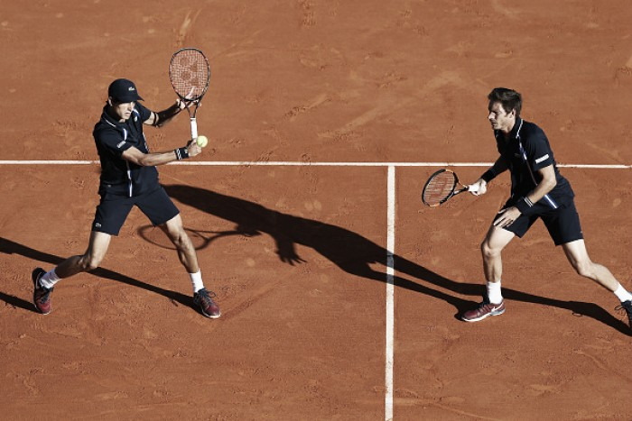 ATP Monte Carlo: Herbert/Mahut stroll past Fognini/Wawrinka