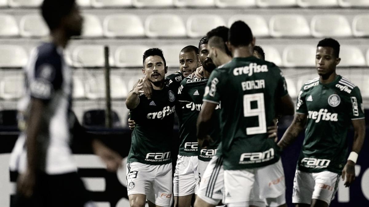 Palmeiras domina jogo inteiro, vence Alianza Lima fora de casa e segue líder do grupo 8
