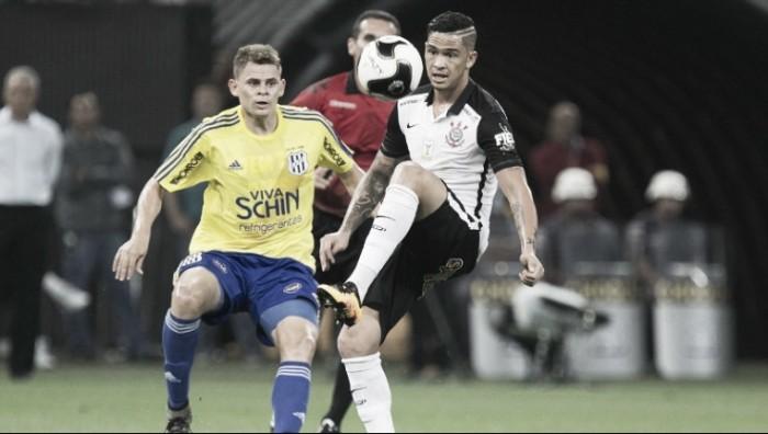 Corinthians recebe Ponte Preta buscando quebrar jejum de vitórias