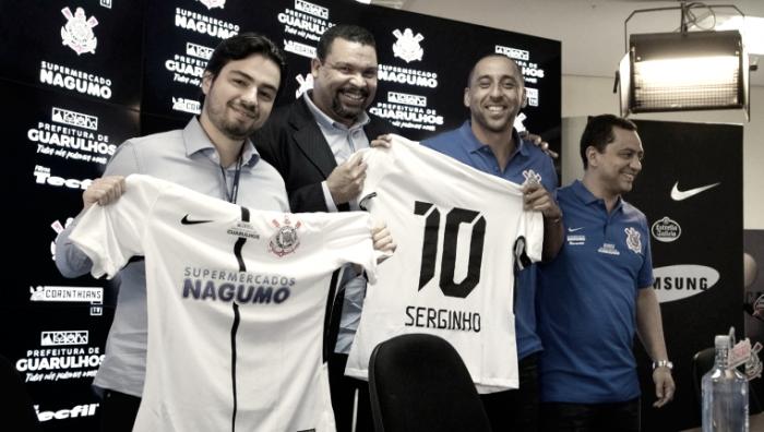 Liderado por bicampeão olímpico Serginho, Corinthians anuncia time de vôlei masculino