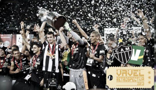 Atlético-MG 2013: um ano inesquecível