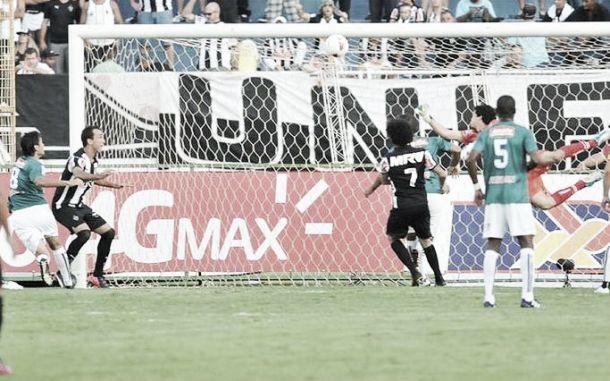 Jô quebra jejum, Atlético-MG vence Caldense e conquista 43º título mineiro