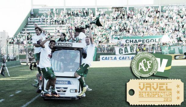 Chapecoense 2013: o ano da volta à Série A