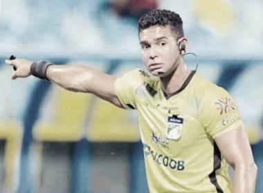 Árbitros goianos comandam estreia de River-PI e Bahia na Copa do Brasil
