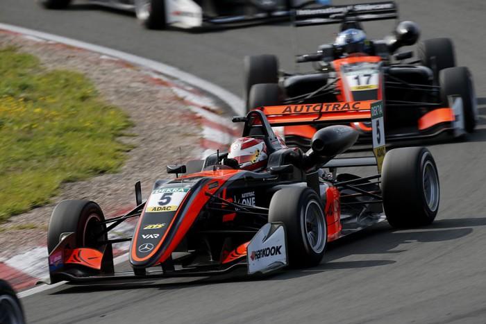 Pedro Piquet perto do top5 na FIA Fórmula 3 Euro em Zandvoort