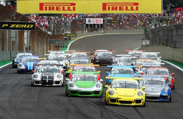 Interlagos abre a temporada do Endurance Porsche GT3 Cup Challenge no sábado