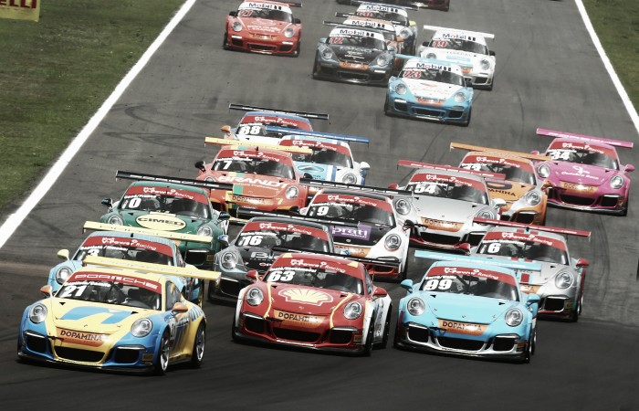 Campeão da Porsche GT3 Cup Challenge, ganha convite para competir em Le Mans