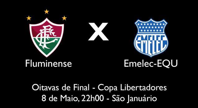 Diretoria do Fluminense divulga convocação para a partida contra o Emelec