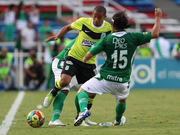 Resultado Cali vs Nacional en la final Liga Postobón 2013 (0-0)