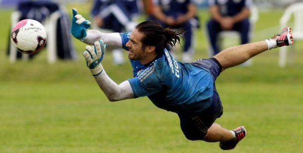 Anthony Silva será baja en el DIM por convocatoria de Selección Paraguaya