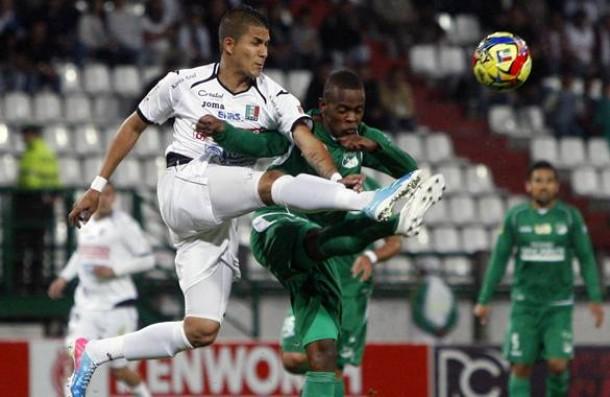 Resultado Once Caldas - Deportivo Cali por la Liga Postobón 2013 (0-3)