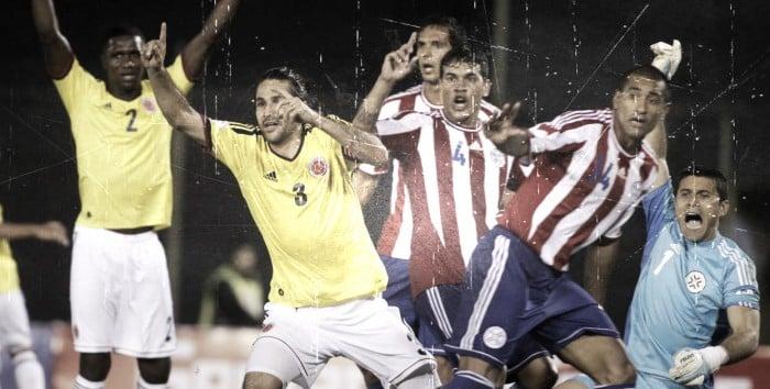 Colombia vs Paraguay: historial a favor de los guaraníes