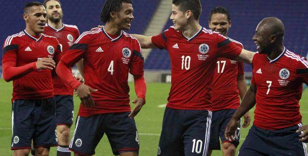 Colombia - Senegal: primer reto de cara a Brasil 2014