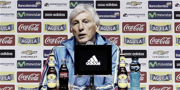 """José Pékerman: """"Contra Venezuela el equipo jugará a plenitud"""""""