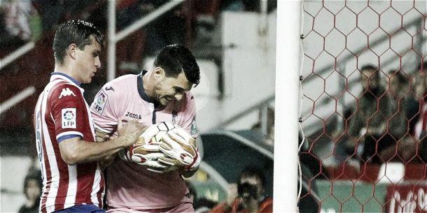 Bernardo Espinosa anotó en el empate agónico del Sporting