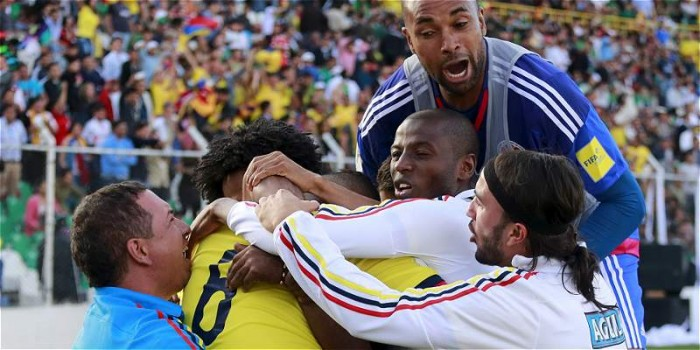 Colombia Gets Their First Away Win With a 3-2 Result in La Paz