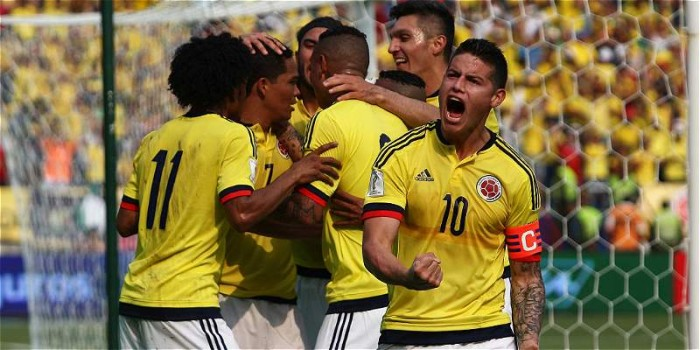 2018 CONMEBOL World Cup Qualifying: Colombia Edges Out 3-1 Win Over Ecuador