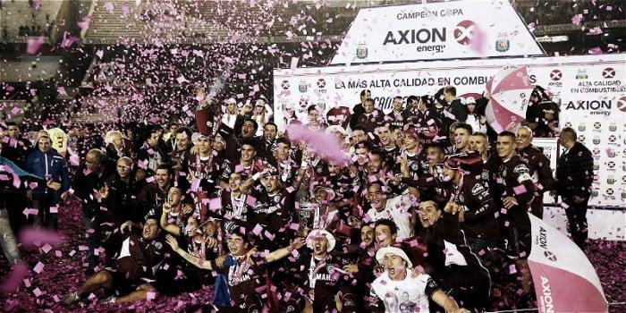 El equipo de Almirón
