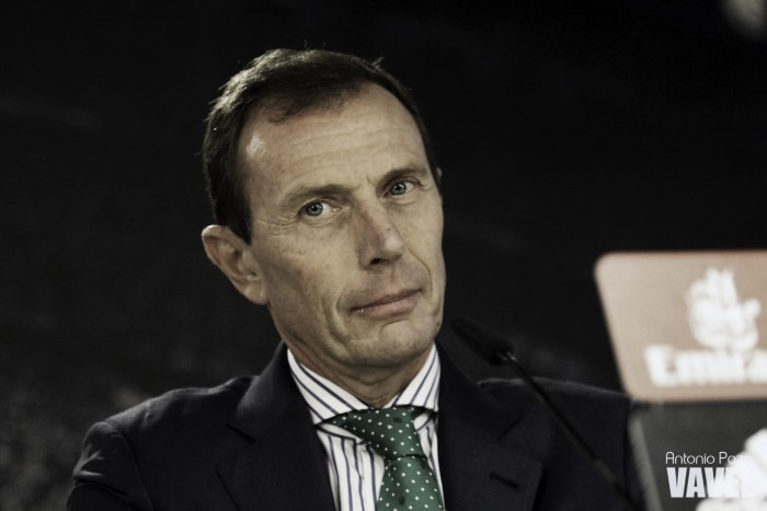 """Emilio Butragueño: """"Tenemos que ser muy sólidos en la ida"""""""