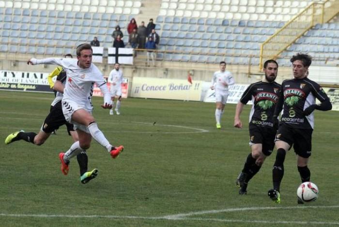 Sin amor por el gol en León