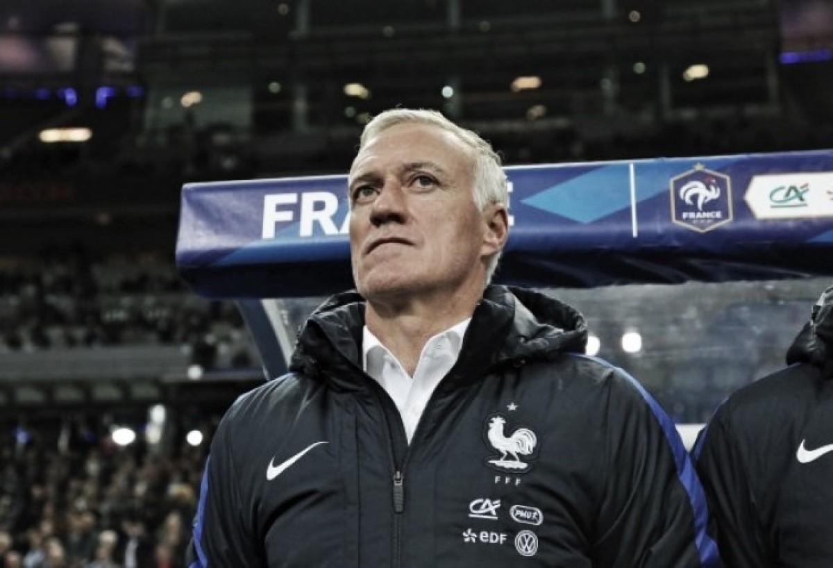 """Didier Deschamps: """"Nuestro equipo es competitivo"""""""