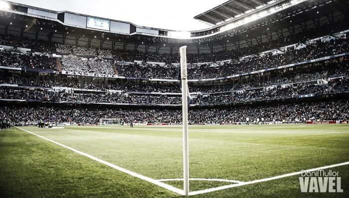 El mundo mira al Bernabéu