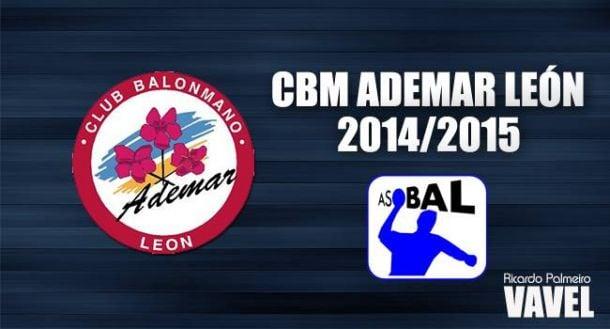 CBM Ademar León 2014/15
